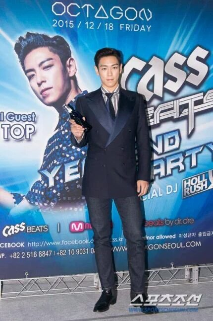 TOP Cass Beats Octagon Seoul 2015-12-18 PRESS (8)