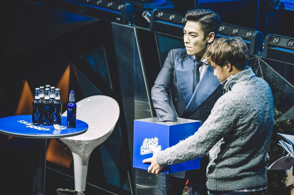 TOP Cass Beats Octagon Seoul 2015-12-18 by Cass Facebook (3)