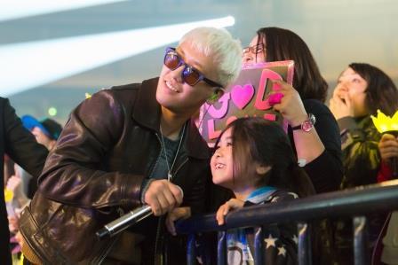 YGEXStaff Rehearsals BIGBANG MADE Nagoya Day 1 2015-12-05