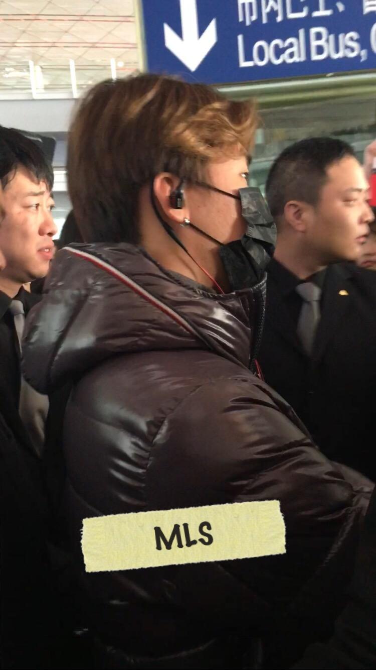 BIGBANG - Beijing Airport - 31dec2015 - MyLadies - 08