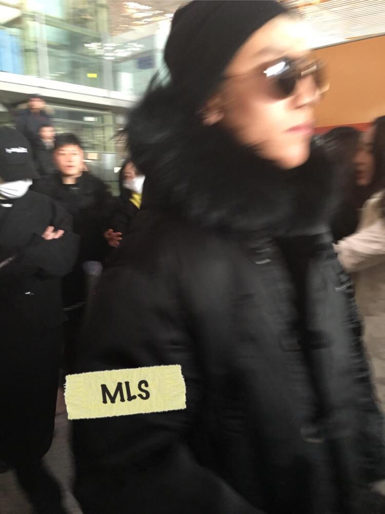 BIGBANG - Beijing Airport - 31dec2015 - MyLadies - 16