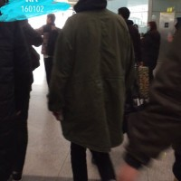 GD TOP Dae Departure Beijing To Seoul 2016-01-02 Tiffany_tifi