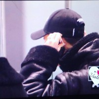 GD TOP Dae Departure Beijing To Seoul 2016-01-02 Violetta (3)