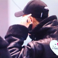 GD TOP Dae Departure Beijing To Seoul 2016-01-02 Violetta (4)