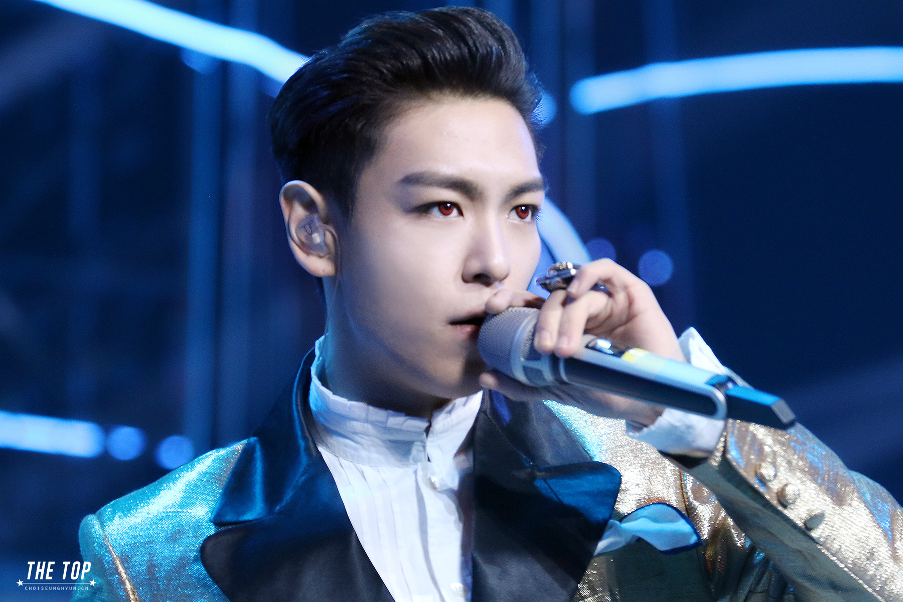 TOP Hunan TV HQs By TheTOP 2015-12-31 (5)