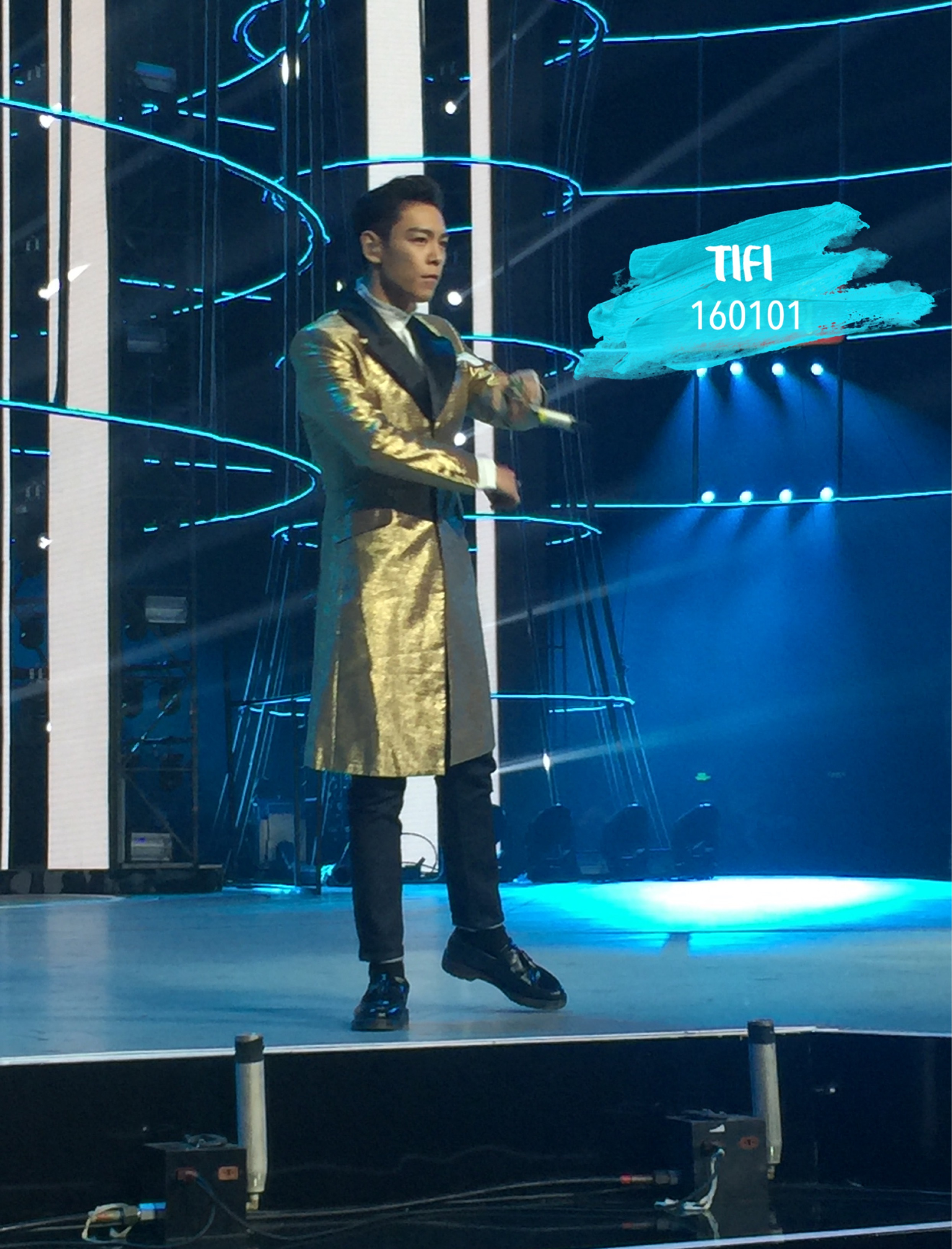 BIGBANG Hunan TV 2015-12-31 By Tiffany_TiFi (2)