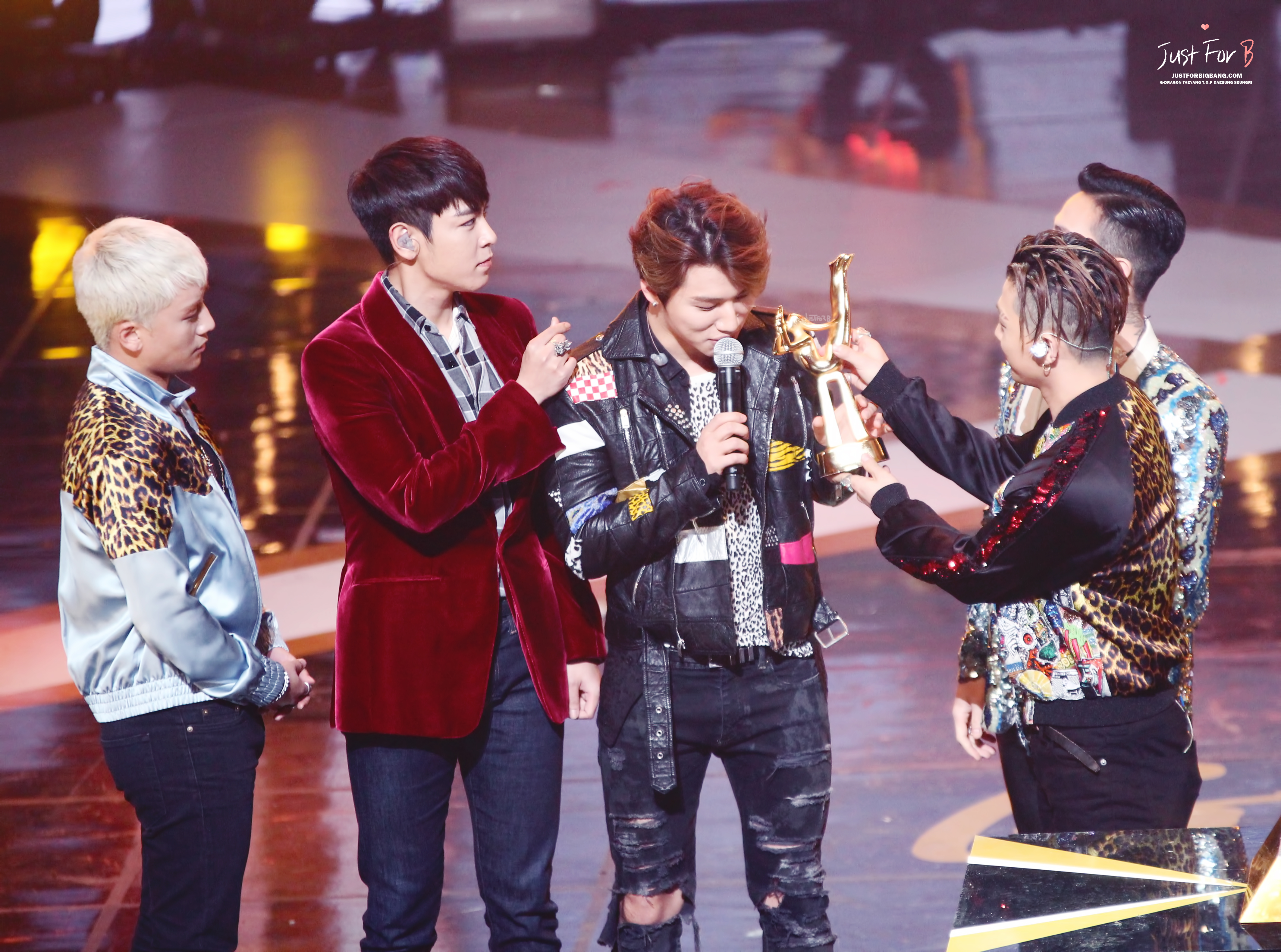 BIGBANG - Golden Disk Awards - 20jan2016 - Just_for_BB - 29