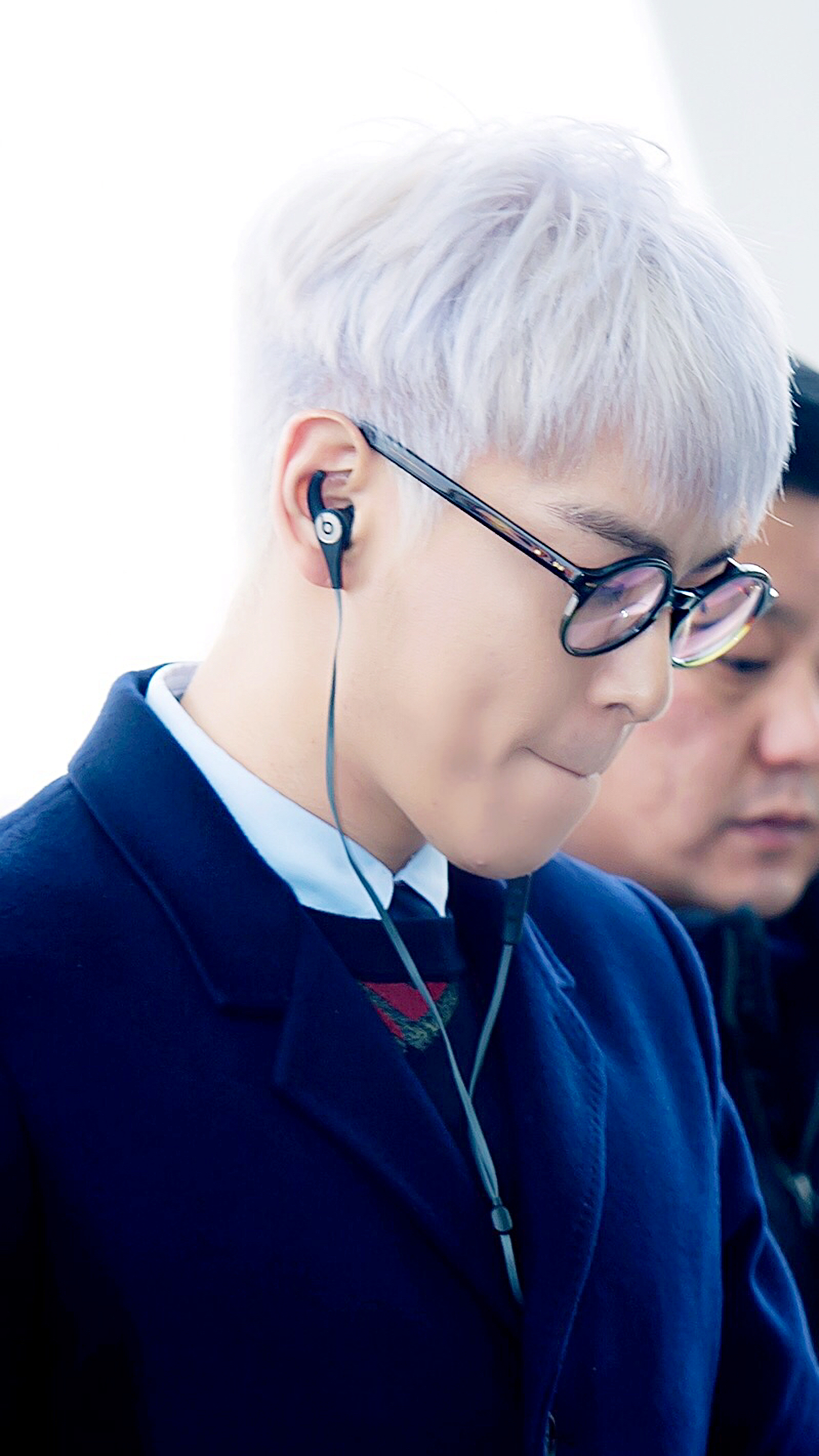 TOP G-Dragon Departure Seoul Incheon To Paris 2016-01-22 ChoIsis (5)