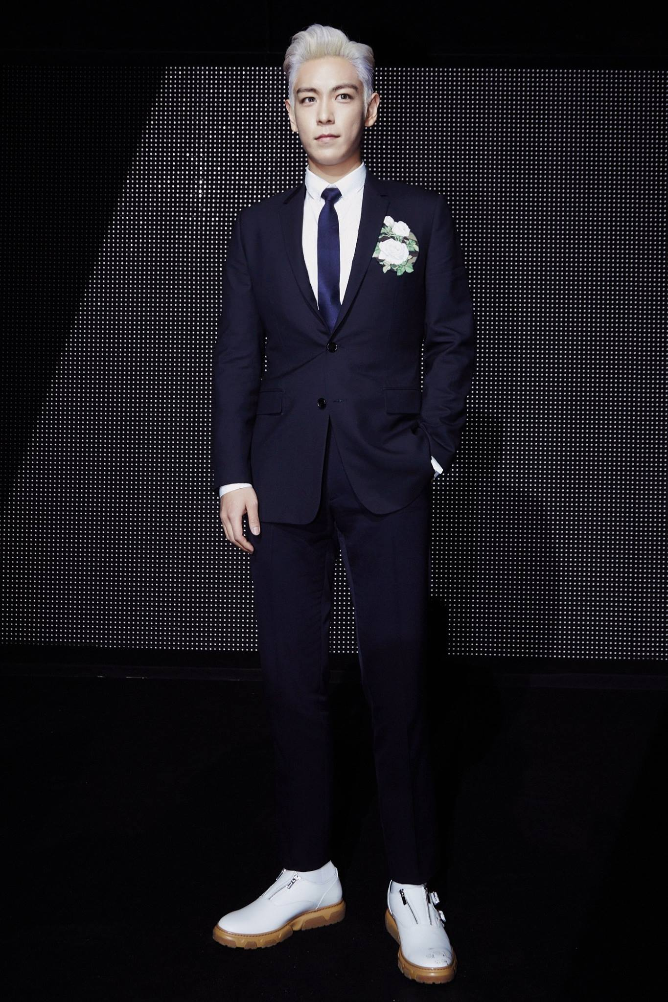 TOP - Dior Homme Fashion Show - 23jan2016 - Arenakorea - 03