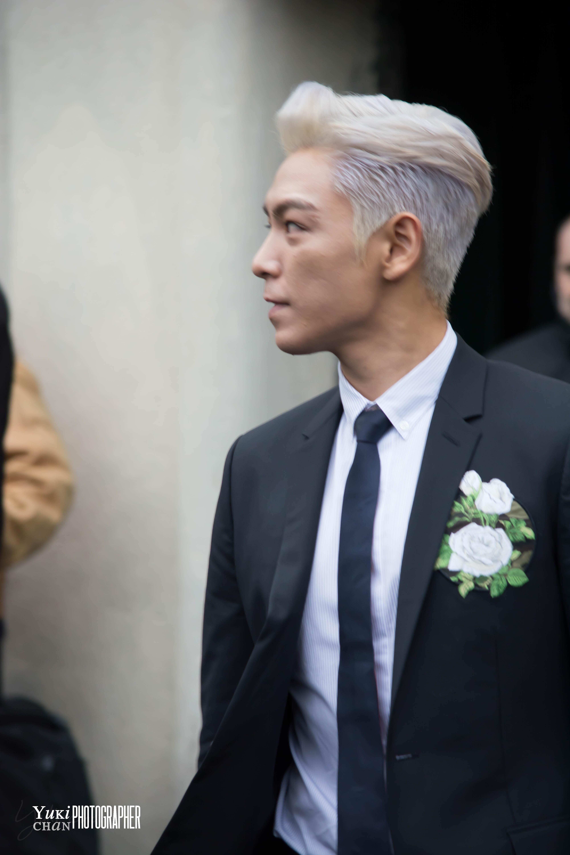 TOP - Dior Homme Fashion Show - 23jan2016 - Yukichanphotographer - 03