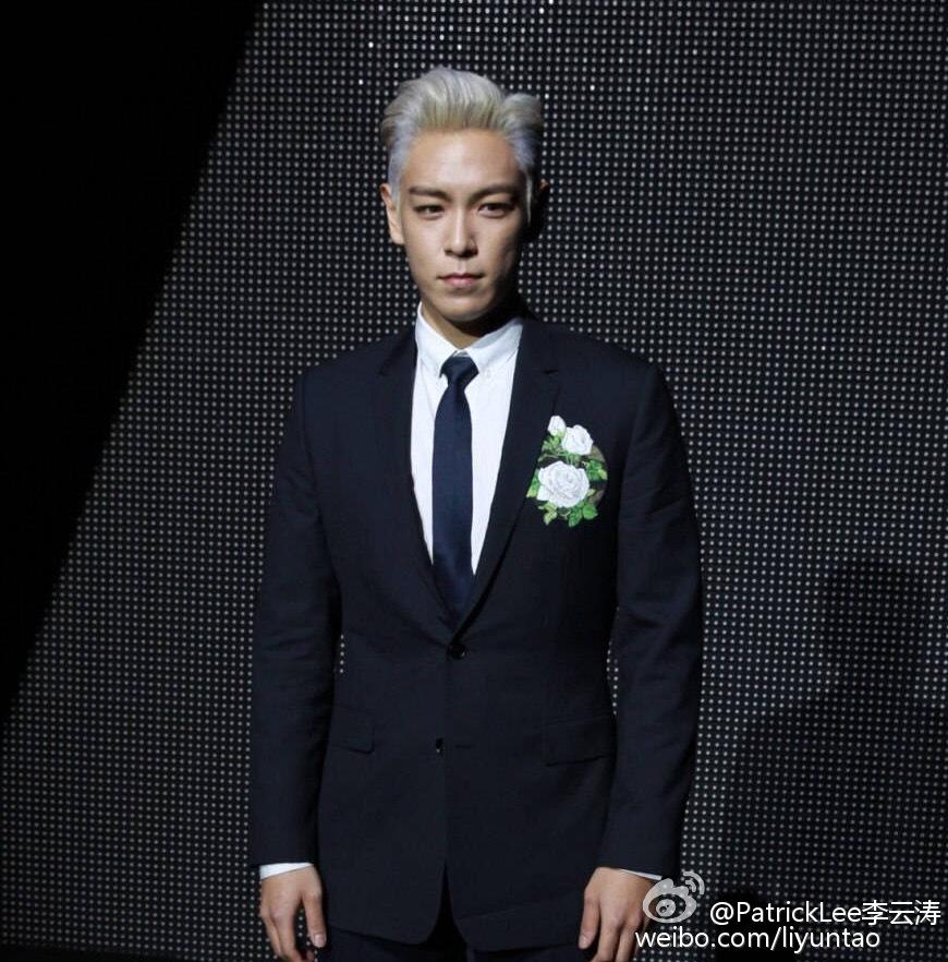 TOP - Dior Homme Fashion Show - 23jan2016 - Liyuntao - 04