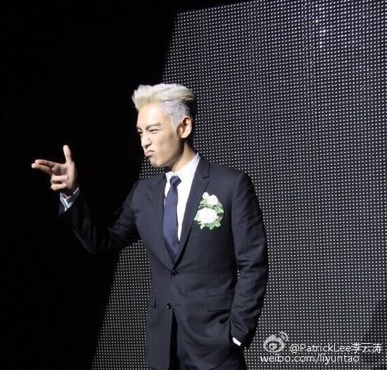 TOP - Dior Homme Fashion Show - 23jan2016 - Liyuntao - 08