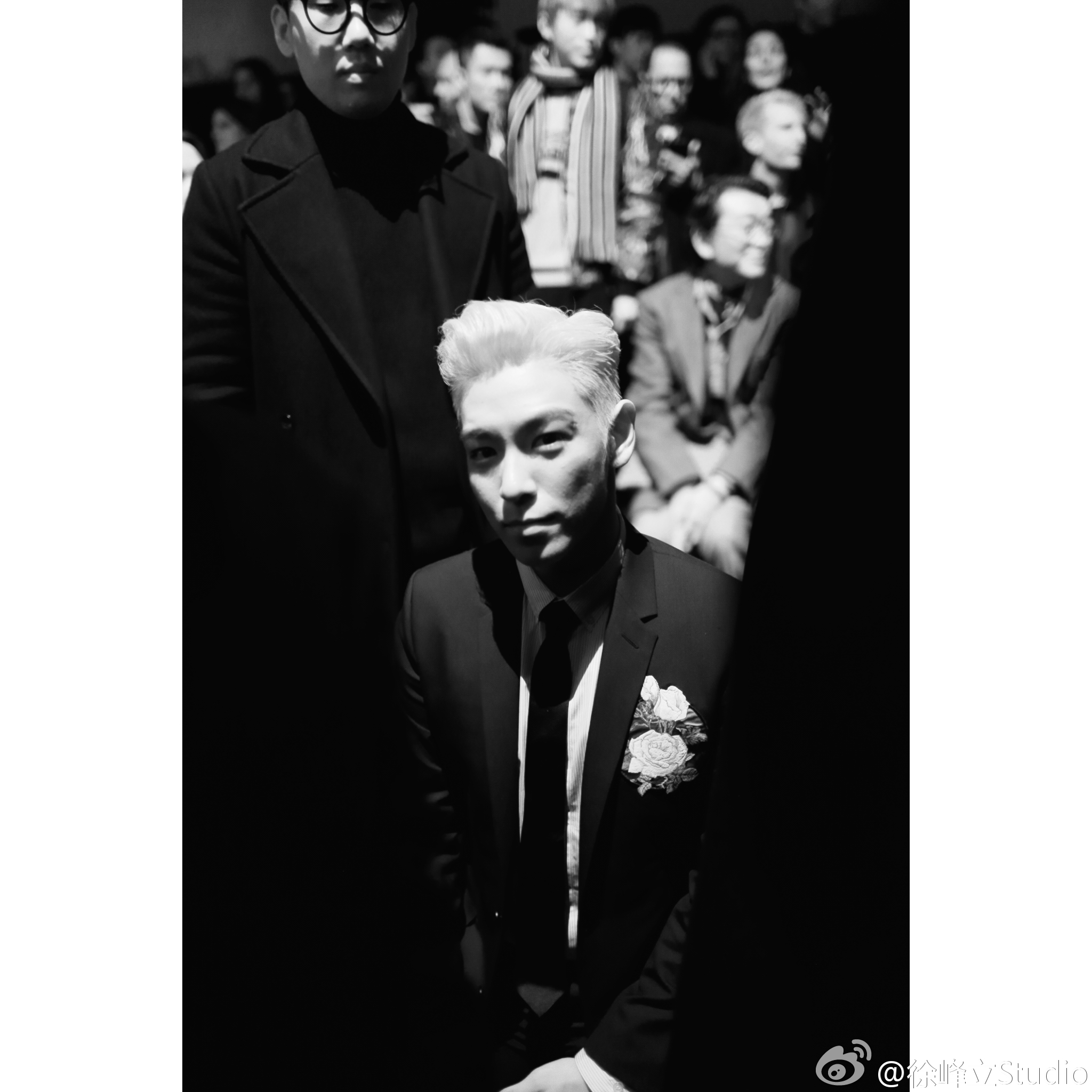TOP - Dior Homme Fashion Show - 23jan2016 - 徐峰立Studio - 03