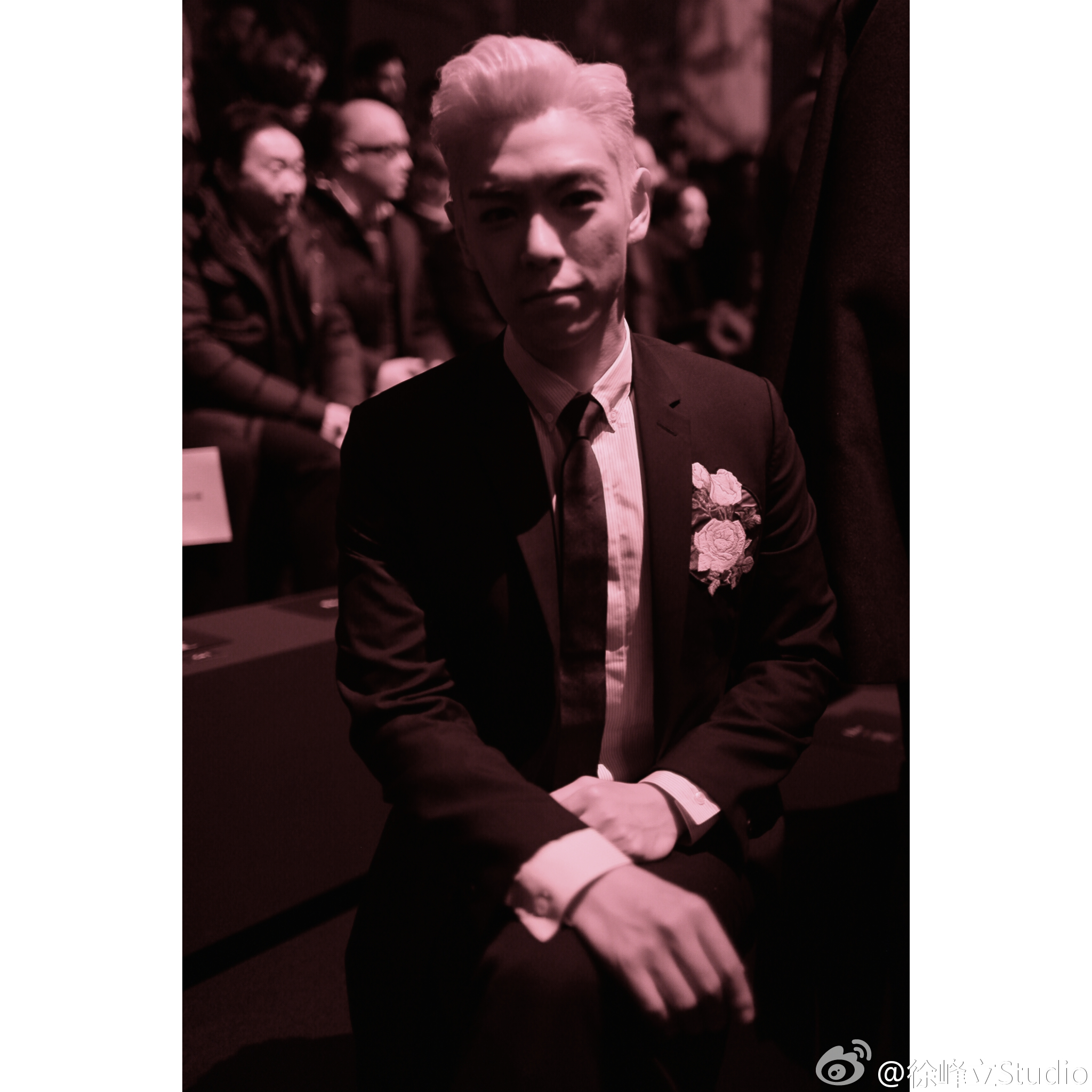 TOP - Dior Homme Fashion Show - 23jan2016 - 徐峰立Studio - 04