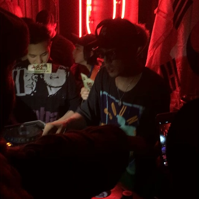 G-Dragon - Carmen Club - 23jan2016 - Kingmck - 01