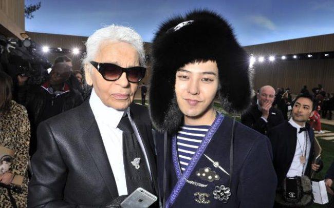 G-Dragon CHANEL Telegraph (3)