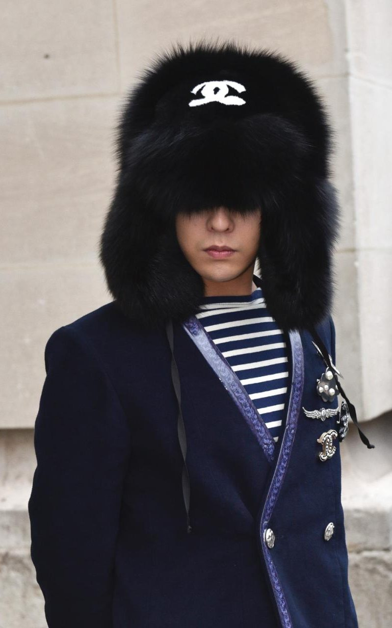 G-Dragon CHANEL Telegraph (1)