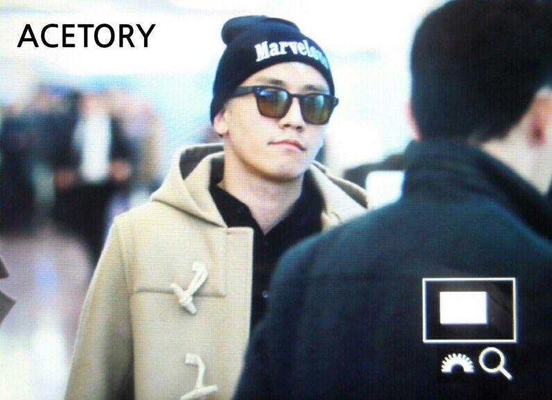 BIGBANG - HANEDA Tokyo- 31jan2016 - Acetory - 06