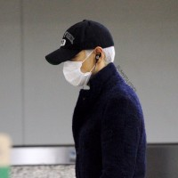BIGBANG - Gimpo Airport - 31jan2016 - Bunnyslipper - 05