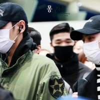 BIGBANG - Gimpo Airport - 31jan2016 - Gdreira_open - 01