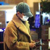 Big Bang - Gimpo Airport - 31jan2016 - GD World - 03