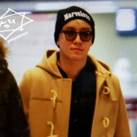Big Bang - Gimpo Airport - 31jan2016 - Power Victory - 01