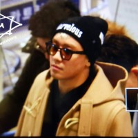 BIGBANG - Gimpo Airport - 31jan2016 - Power Victory - 03