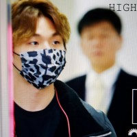 Big Bang - Gimpo Airport - 31jan2016 - High Lite - 02