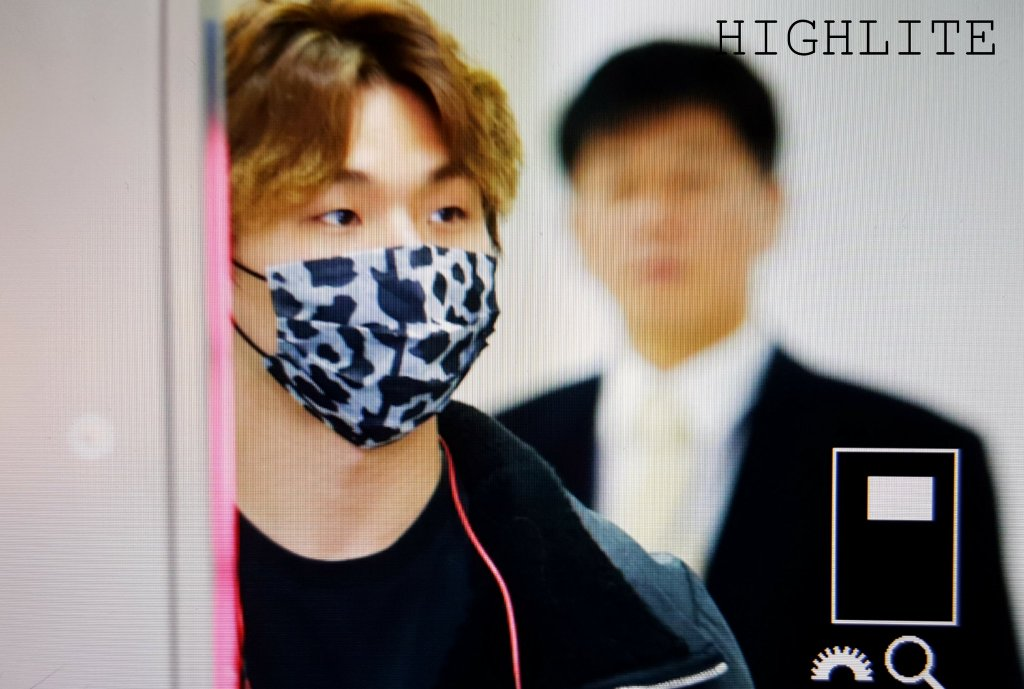 BIGBANG - Gimpo Airport - 31jan2016 - High Lite - 02
