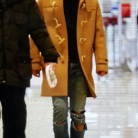BIGBANG - Gimpo Airport - 31jan2016 - Power Victory - 02