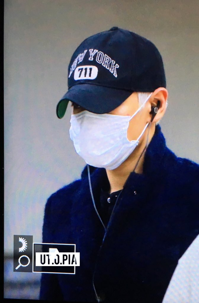 Big Bang - Gimpo Airport - 31jan2016 - Utopia - 06