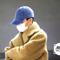 Big Bang - Gimpo Airport - 31jan2016 - GD World - 01