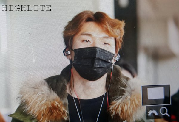 Daesung Arrival Seoul From Tokyo 2016-02-09 (3)