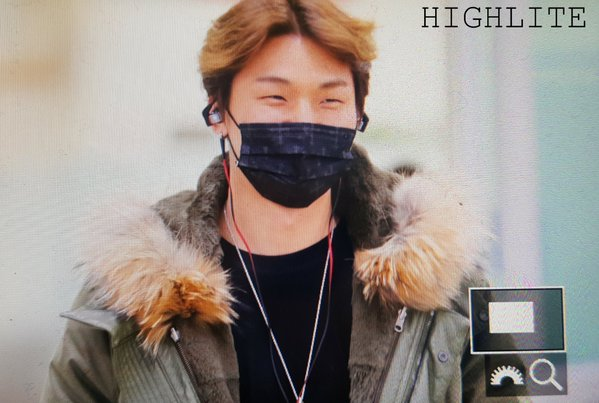 Daesung Arrival Seoul From Tokyo 2016-02-09 (4)