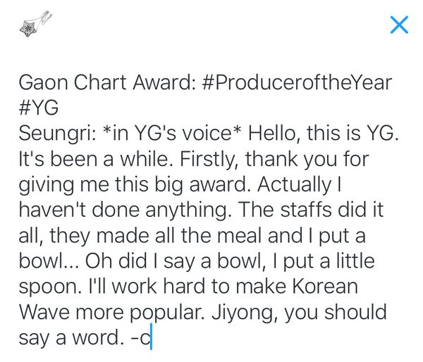 Producer Of The A Year Acceptance Speeches (2)