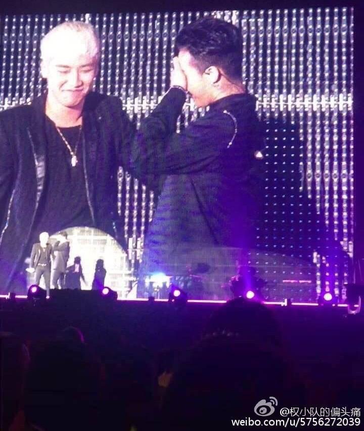 GD Seungri BIGBANG Made In Tokyo 2016-02-23 (1)