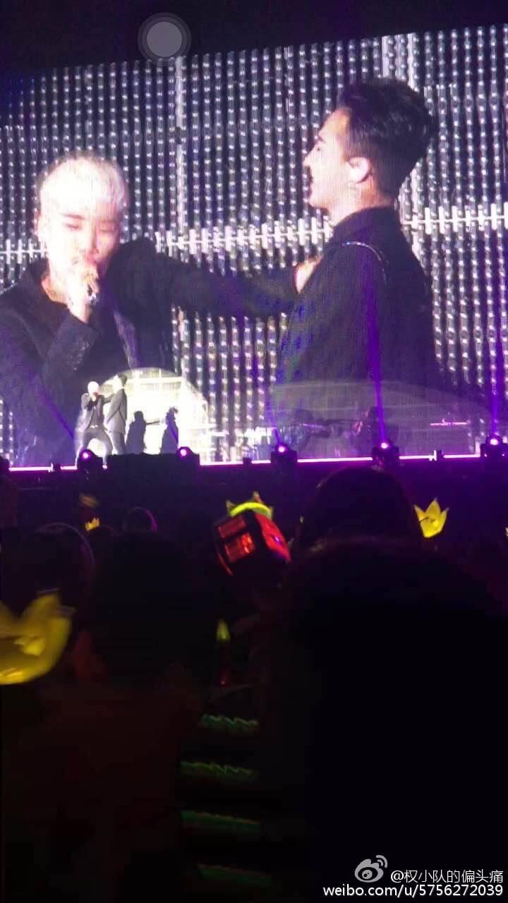 GD Seungri BIGBANG Made In Tokyo 2016-02-23 (2)