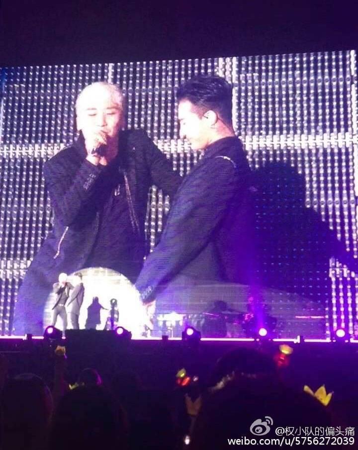 GD Seungri BIGBANG Made In Tokyo 2016-02-23 (3)