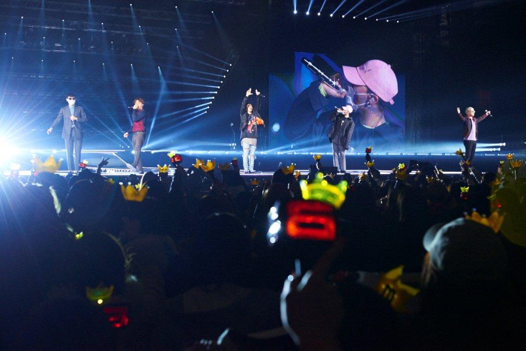 YGEX BIGBANG Tokyo 2016-02-23 (2)