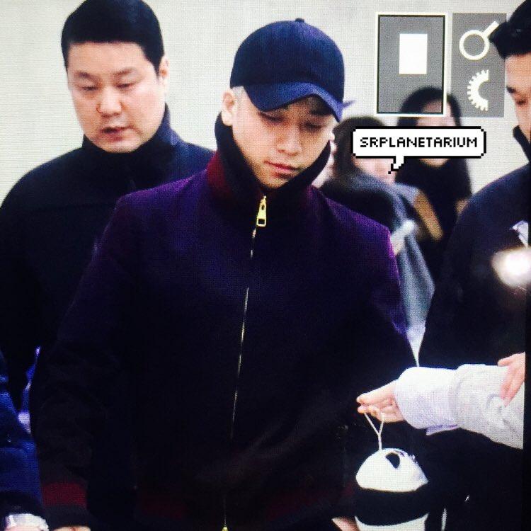 Seungri Arrial Seoul Gimpo 2016-02-25 (3)