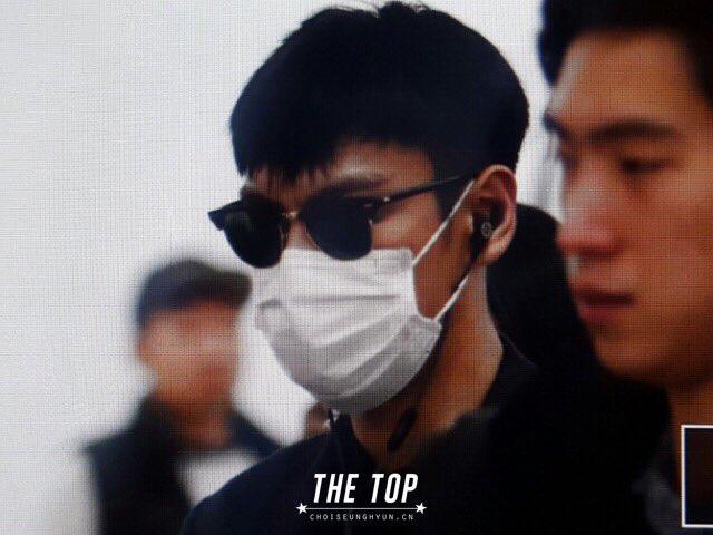 TOP Arrival Seoul Gimpo 2016-02-25 (7)