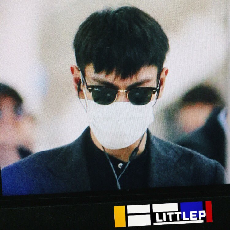 TOP Arrival Seoul Gimpo From Tokyo 2016-02-25 By LittlePChoi (2)