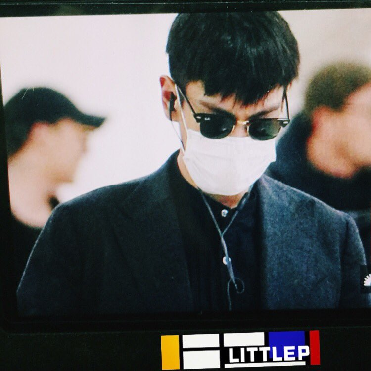 TOP Arrival Seoul Gimpo From Tokyo 2016-02-25 By LittlePChoi (4)