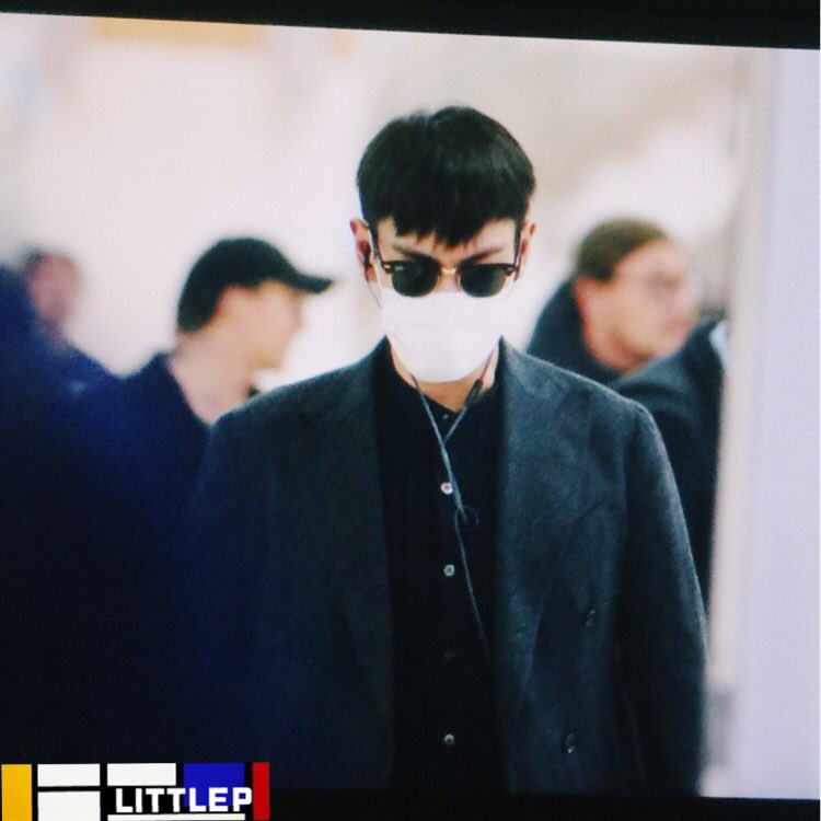 TOP Arrival Seoul Gimpo From Tokyo 2016-02-25 By LittlePChoi (1)