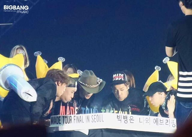 BIGBANG World Tour MADE Final In Seoul Day 3 2016-03-06 Cr On Pic (6)