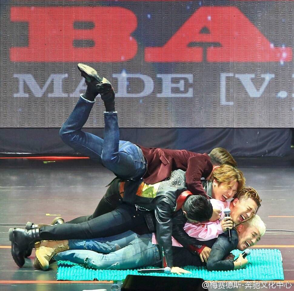 BIGBANG Shanghai Fan Meeting Day 2 Event 2 Evening 2016-03-12 (6)