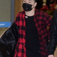 BIGBANG Arrival Seoul Incheon From Shenzhen 2016-03-14 (11)
