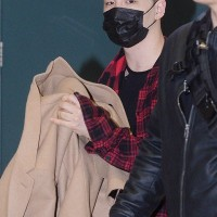 BIGBANG Arrival Seoul Incheon From Shenzhen 2016-03-14 (12)