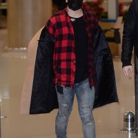 BIGBANG Arrival Seoul Incheon From Shenzhen 2016-03-14 (13)