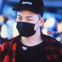 BIGBANG Arrival Seoul Incheon From Shenzhen 2016-03-14 (73)